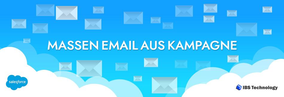 Massen Email aus Kampagne