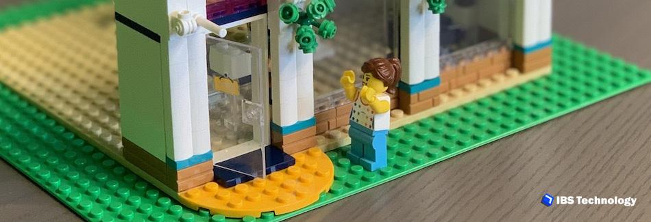 Kundenerlebnis durch Lego