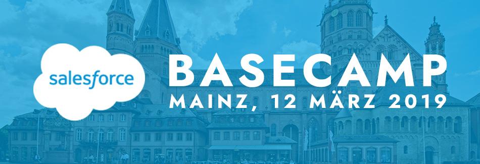 Salesforce Basecamp in Mainz – Zukunft der Baubranche