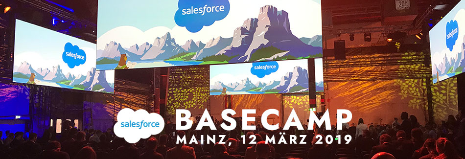 Basecamp 2019 in Mainz – ein Erfolg