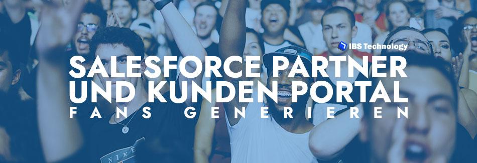 Salesforce Partner und Kunden Portal
