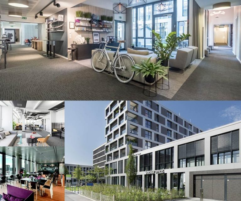 Muenchen Design Offices IBS Technology
