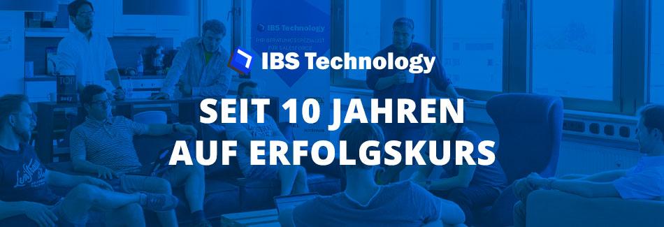 IBS Technology – seit 10 Jahren auf Erfolgskurs