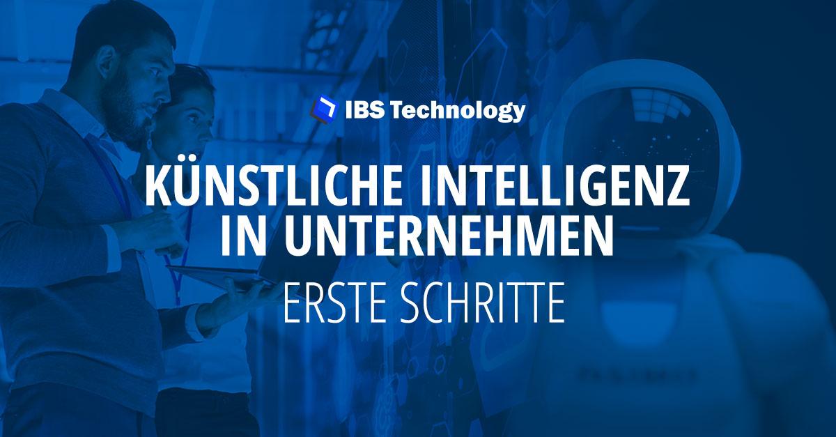 Künstliche Intelligenz in Unternehmen – Erste Schritte